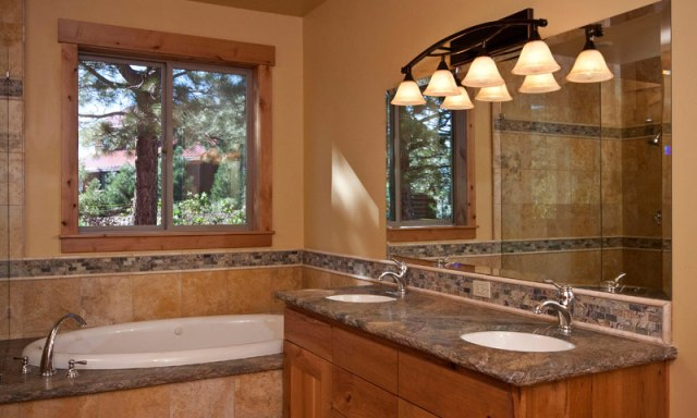 Master Bath, One of two